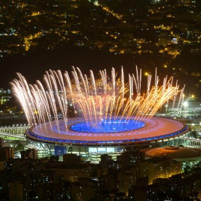 Sports: 7 Things From the Rio Opening Ceremony You Couldnt See on TV