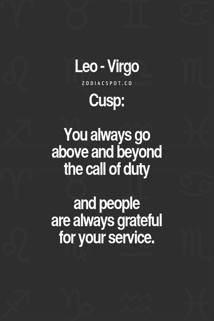 Leo virgo cusp dates in Brisbane