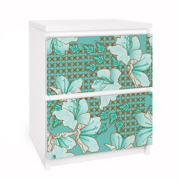 Carta adesiva per mobili IKEA Malm Cassettiera