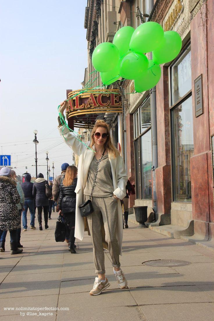 Lise Kapris в Санкт-Петербурге