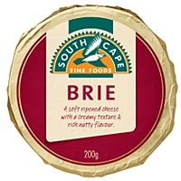 South Cape Brie - for my wish list hamper