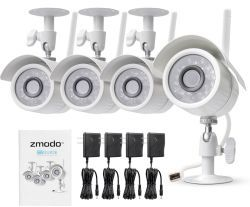 Zmodo 720p HD Wireless Surveillance System for $100  free shipping #LavaHot http://www.lavahotdeals.com/us/cheap/zmodo-720p-hd-wireless-surveillance-system-100-free/189545?utm_source=pinterest&utm_medium=rss&utm_campaign=at_lavahotdealsus