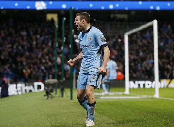 Several clubs are all interested in Man City and England midfielder James Milner - http://www.squawka.com/news/valencia-arsenal-and-inter-milan-all-want-james-milner-reports/281459#9l2DD2RD4lRpRA31.99 #MCFC #ManCity #Milner #PremierLeague #January #Transfer #2015 #Valencia #Milan
