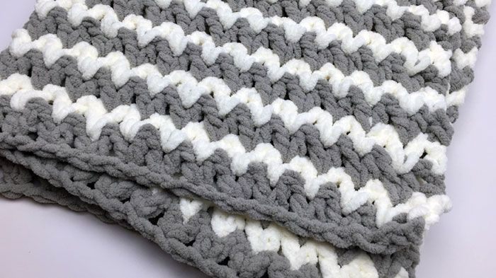 Not all new mom's of today are looking for baby blankets that are the pinks, blues or baby colours.