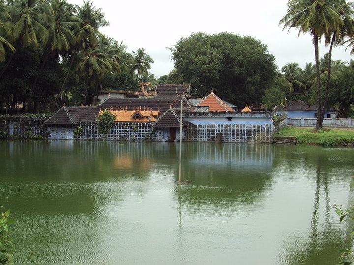 Hemambika Temple, Palakkad, Kerala, India
