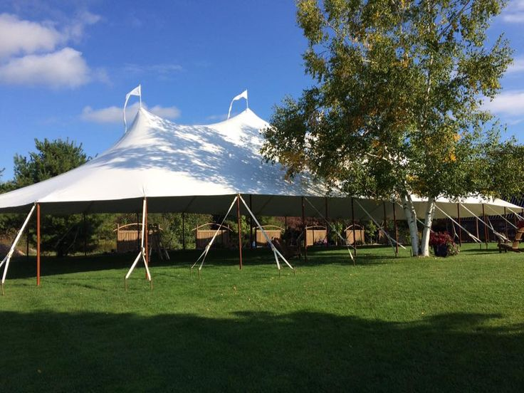 Fostersu0027 Tent and Canopy Rentals - Tents - Canopy Tents Evolution Tents Genesis Tents and Frame Tents & 44 best The Stillwater (Sailcloth Pole Tent) images on Pinterest ...
