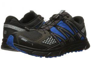 Salomon X-Mission 3 CS (Autobahn/Black/Union Blue) Men's Shoes