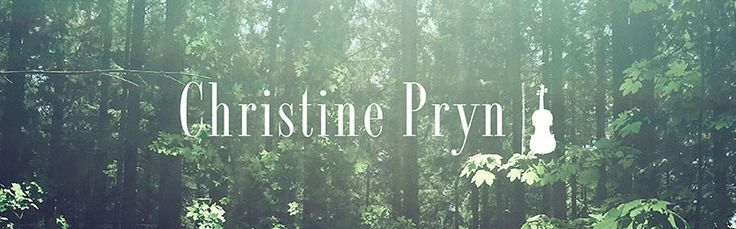 Christine Pryn, Violinist