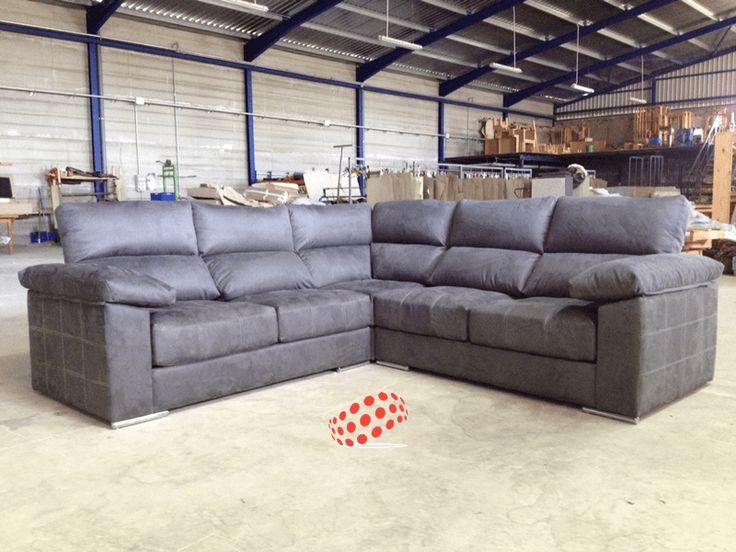 Fabrica de sofas en madrid venta al publico - Sofas valencia alberic ...