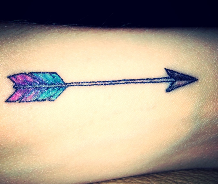An Arrow Can Only Be Shot By Pulling It Backward When: An Arrow Can Only Be Shot By Pulling It Backwards. When
