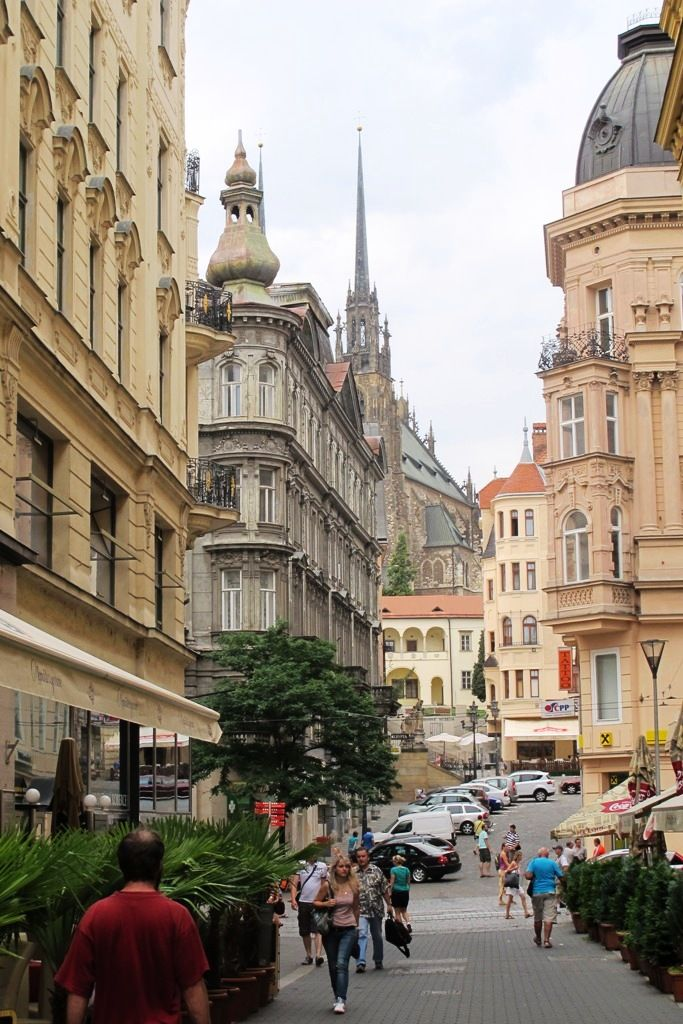 Baroque City - Brno, Czech Republic