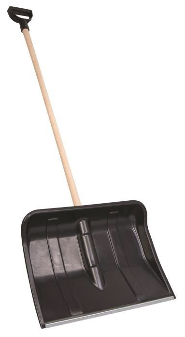 """Snow Shovel, wooden handle, low price STOCK IN POLAND, from 2,25 EURO!!!"""