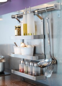 31 best pantry images on pinterest households kitchen for Ikea grundtal spice rack
