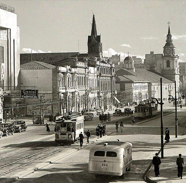 Alamdeda alrededor del año 1940