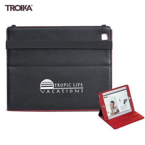 Ipad folder case and stand