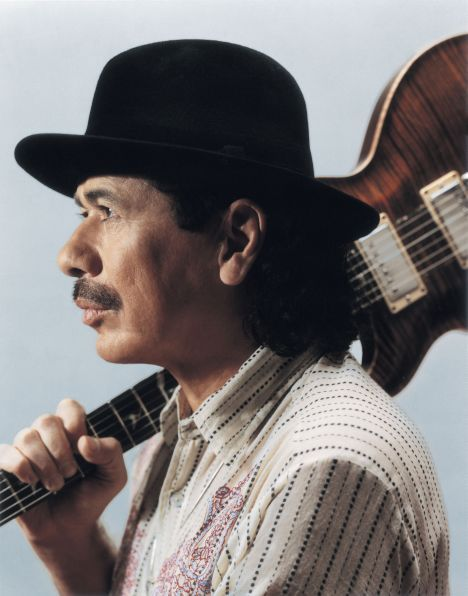 Carlos Santana – The Unmistakable Fire | The Mark of a Leader
