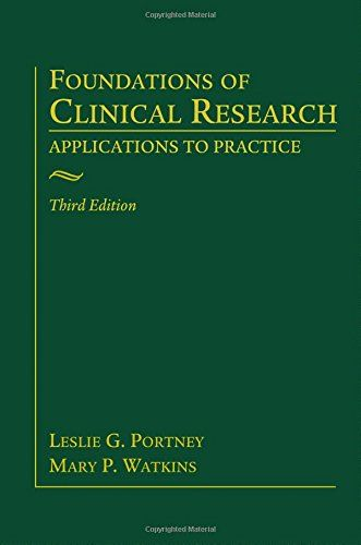 Foundations of Clinical Research: Applications to Practic... https://www.amazon.com/dp/0803646577/ref=cm_sw_r_pi_dp_x_mAsJybWH077GT