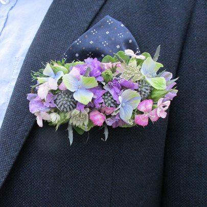 The Wedding Buttonhole - Everyday Bride Blog
