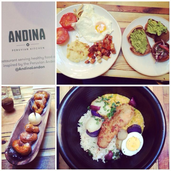 PERUVIAN, SHOREDITCH | Andina | Tasty and healthy. Difficult to find a table. #recommend