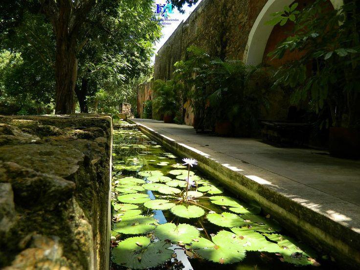 Hacienda en Yucatán México