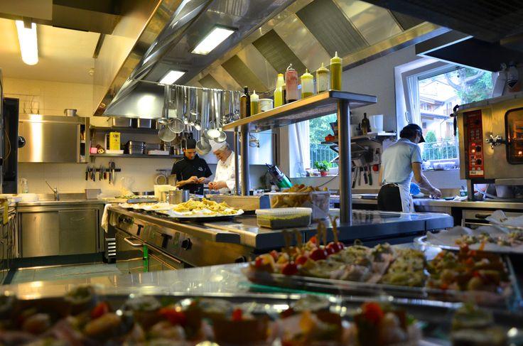 I nostri chef al lavoro