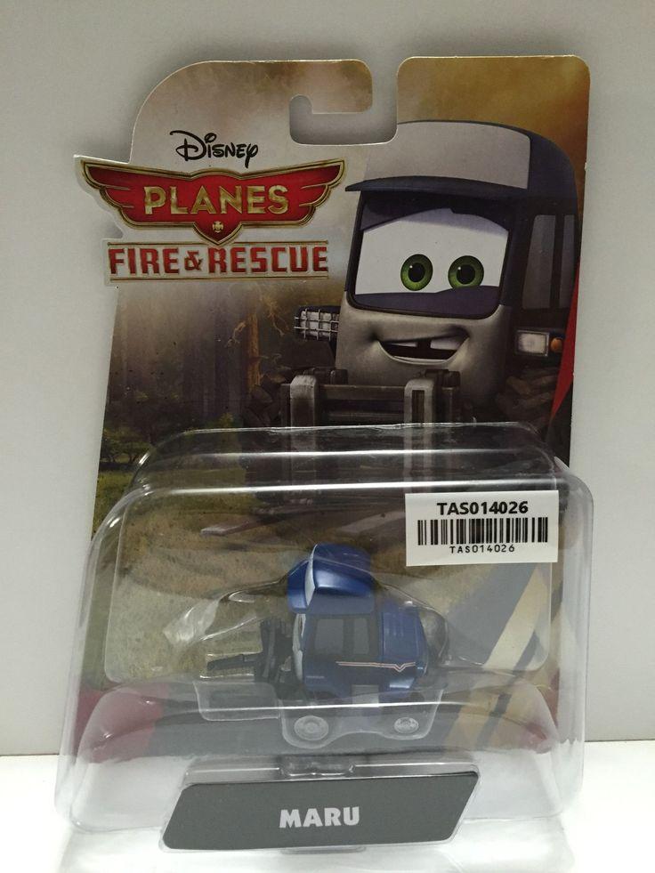 "(TAS014026) - 2014 Mattel / Disney Planes Fire & Rescue - ""Maru"""