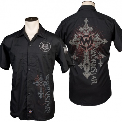 Sacred workshirt wscs 159edit sacred wornstar for Shirts with graphics on the back