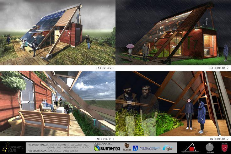 Galería - Construye Solar: Casa Atrapa Lluvia - Atrapa Sol, vivienda sustentable en una ciudad contaminada - 21