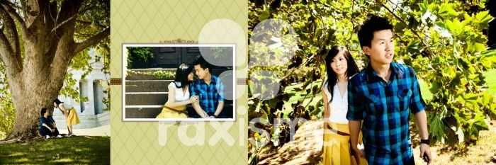 Pre Wedding Book Layout Design by Dwi Irawati at Coroflot.com