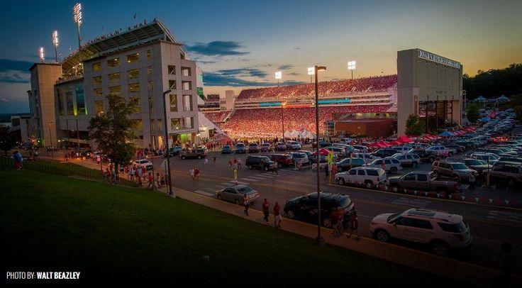 Arkansas Razorbacks Football News | Razorback football promises fan enhancements
