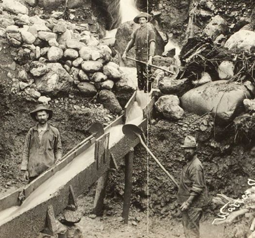 Yukon Gold Rush Photo Album - Neatorama