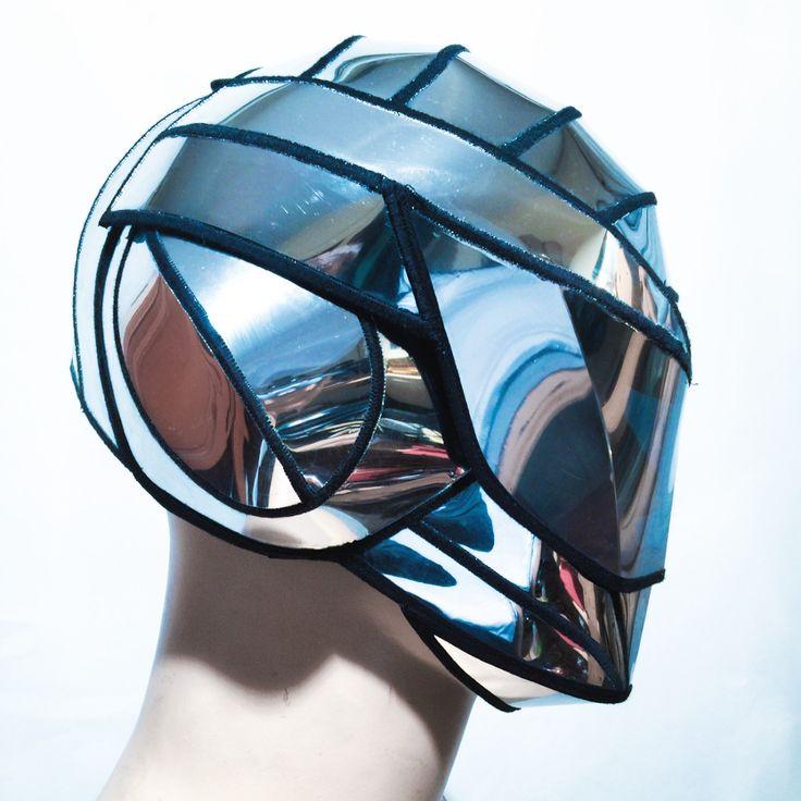 32 best futuristic masks images on Pinterest   Futuristic ...