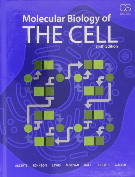 """Molecular biology of the cell : 6th ed."" / Bruce Alberts ... [et al.] New York : Garland Science, cop. 2015. Matèries : Biologia molecular; Citologia. #nabibbell"