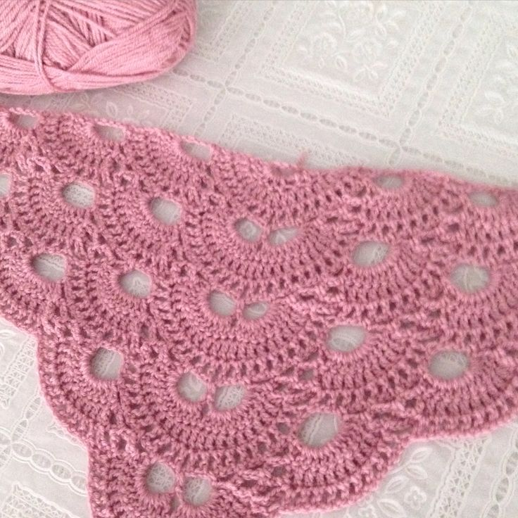 Patroon; Never Ending Story Shawl!