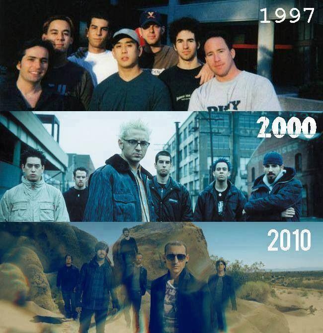 Resultado de imagem para Linkin Park 1997