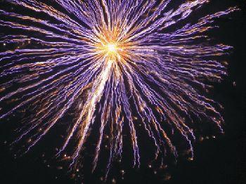 Animated Fireworks Animation | fireworks animated GIF