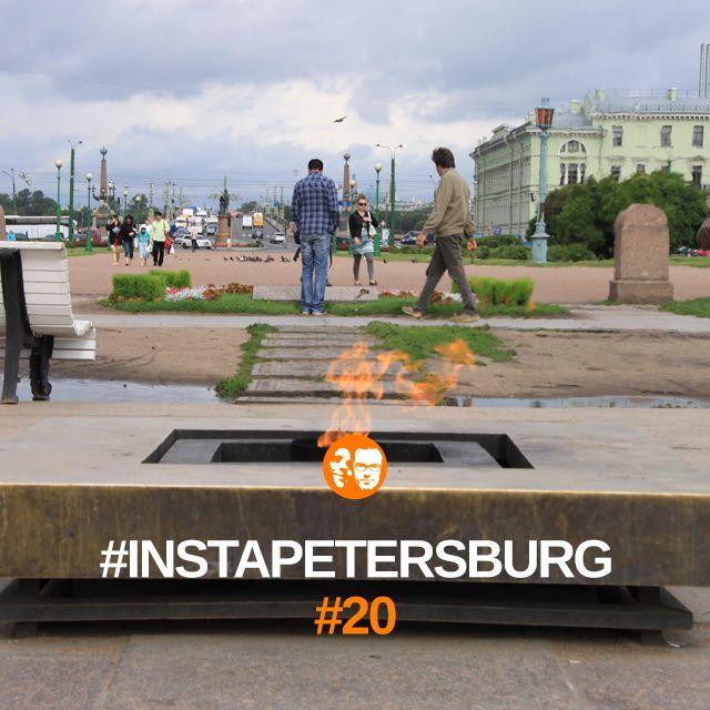 Sankt Petersburg: Pola Marsowe