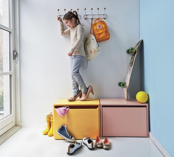 #Aufbewahrung für #Kinderzimmer von Flexa - Möbel Mit www.moebelmit.de
