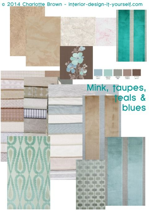 Mink Living Room Decor: What Colors Go With Taupe & Mink?