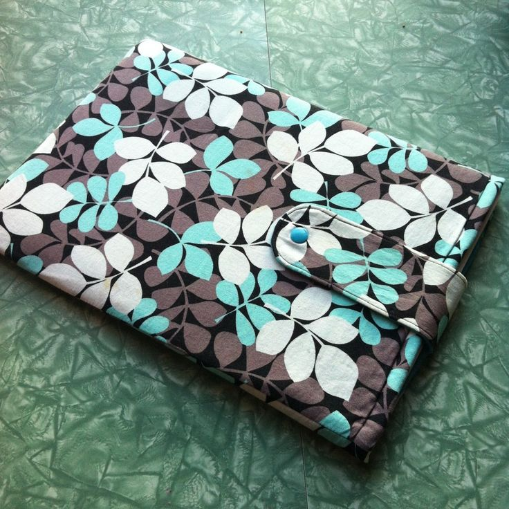 1 hour DIY laptop sleeve sewing tutorial