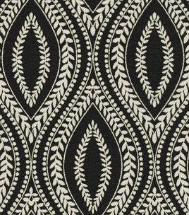 Home Decor Fabrics Waverly Carino Blackbird
