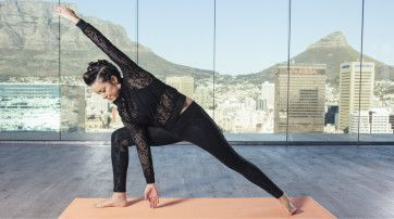 Improve Your Flexibility With Yoga!