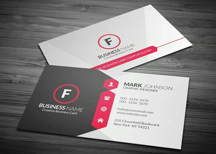 What Makes The Best Business Cards With Images Event Planning