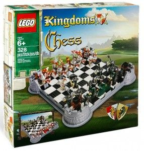 lego kingdoms chess set - Google Search
