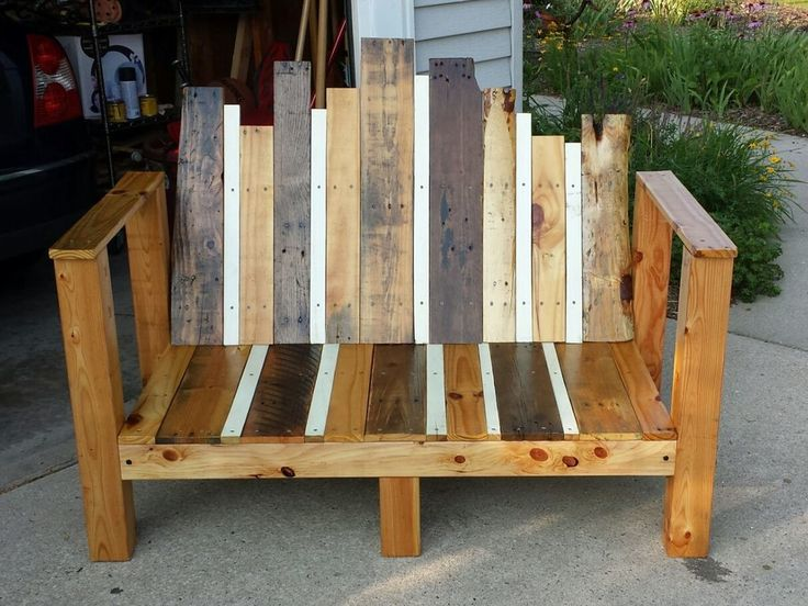 10 best 10 awesome outdoor bench projects images on pinterest