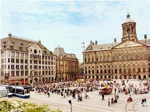Photographing Amsterdam | Dam Square