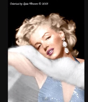 One of my favorite images of Marilyn Monroe
