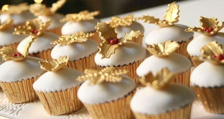 Il Dolce Natale di Toni Brancatisano : Christmas Cupcakes #foodconfidential #ricette #natale #christmas
