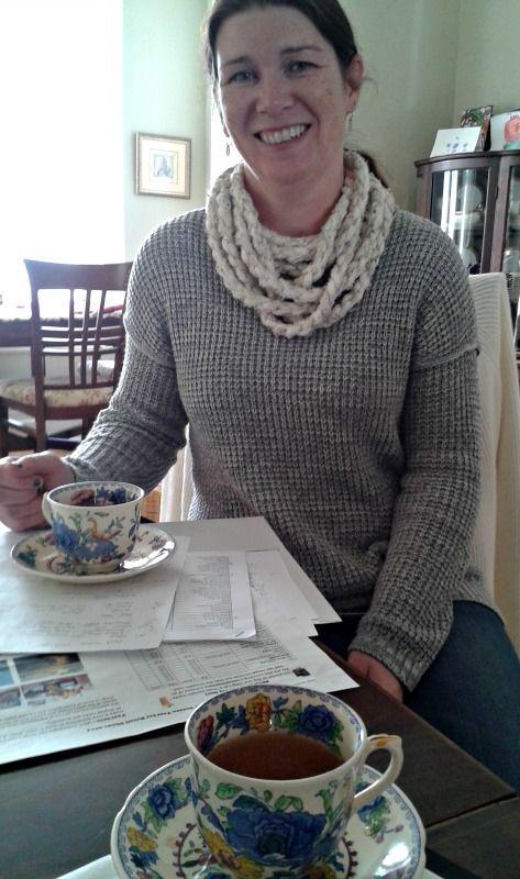 A green tea resolution. http://www.ladybakersteatrolley.com/a-green-tea-resolution/