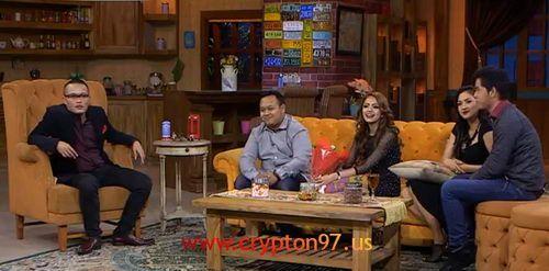 Donna Agnesia, DJ Yasmin, Cakra Khan dan Rezki tamu Ini Talkshow rabu 17 desember 2014